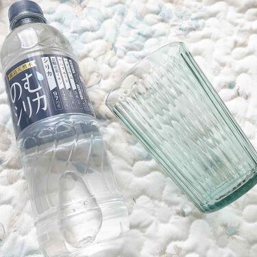 霧島天然水 のむシリカ/極選市場/ドリンクを使ったクチコミ(1枚目)