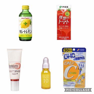 ビタミンC/DHC/美肌サプリメントを使ったクチコミ(3枚目)