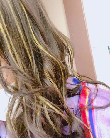 1DAY HAIR MONSTER/リーゼ/ヘアカラーを使ったクチコミ(1枚目)