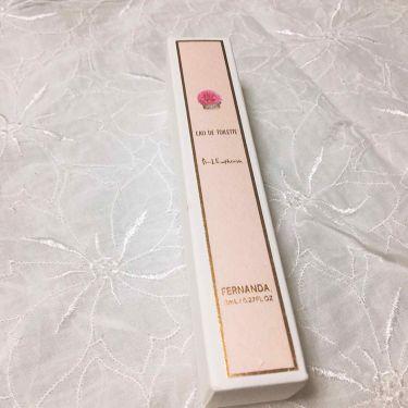 オードトワレ ピンクエウフォリア/フェルナンダ/香水(レディース)を使ったクチコミ(2枚目)