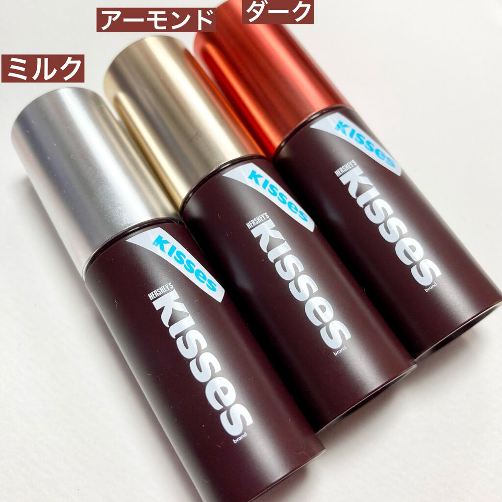 ETUDE HERSHEYS KISSES巧克力慕斯唇釉