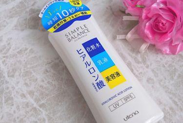 うるおいローション/シンプルバランス/オールインワン化粧品を使ったクチコミ(1枚目)