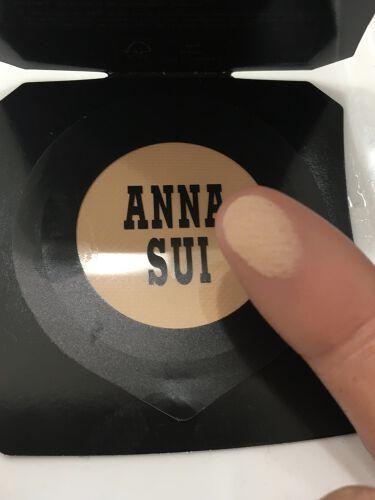 シルキー パウダー ファンデーション/ANNA SUI/パウダーファンデーションを使ったクチコミ(5枚目)