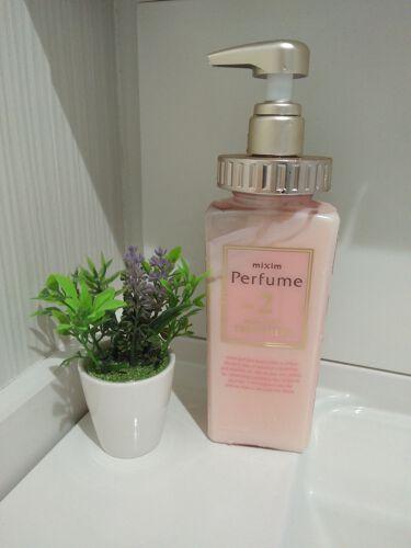 モイストリペア ヘアトリートメント/mixim Perfume/シャンプー・コンディショナーを使ったクチコミ(1枚目)