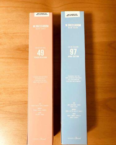 ドレス&リビング クリーン パフューム/W.DRESSROOM/香水(レディース)を使ったクチコミ(2枚目)