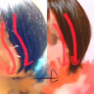 ヘアトリートメント HAIR TREATMENT 【シートタイプ】/ellips/アウトバストリートメントを使ったクチコミ(3枚目)