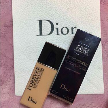 ディオールスキン フォーエヴァー アンダーカバー/Dior/リキッドファンデーションを使ったクチコミ(2枚目)