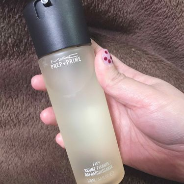 プレッププライムフィックス+CCN/M・A・C/ミスト状化粧水を使ったクチコミ(1枚目)