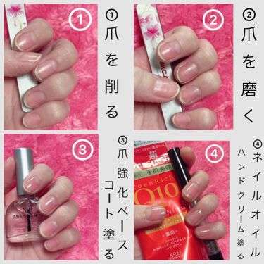キューティクルネイルオイル ペンタイプ/No nail No life/ネイル用品を使ったクチコミ(2枚目)