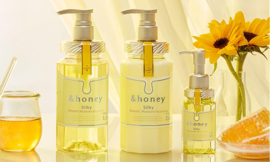 ハチミツ美容の「&honey Silky」が快挙!ベストコスメ2冠受賞のヒミツに迫る♡のサムネイル