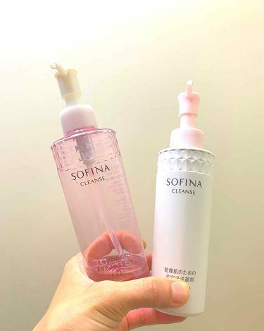 美容液洗顔料/ソフィーナ ボーテ/その他洗顔料を使ったクチコミ(1枚目)
