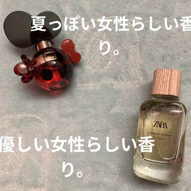 【画像付きクチコミ】手持ちの香水です。写真の順にかいていきます。❤️Zara×Jolovesthegoldenlullaby🖤持ちEDPなので持ちがいい。ワンプッシュで夜まで持つ。🖤香り深い香り。ジョーマローンさんが調香師の香水がZaraプライスで買える...