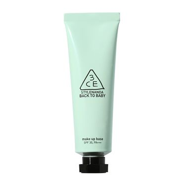back to baby make up base MINT GREEN