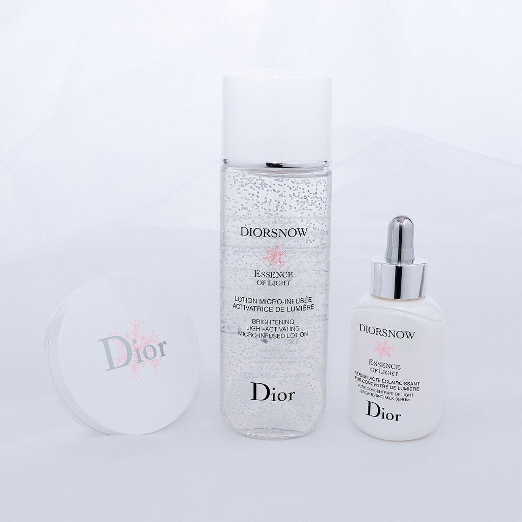 透明感あふれる肌、ください。「ディオール」にスノードームのような化粧水が登場♡のサムネイル