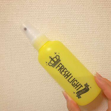 ミストブリーチ/フレッシュライト/ヘアカラー・白髪染め・ブリーチを使ったクチコミ(2枚目)