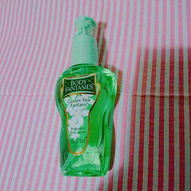 よーこ45さんの「ボディファンタジーボディスプレー グリーンティー<香水(その他)>」を含むクチコミ