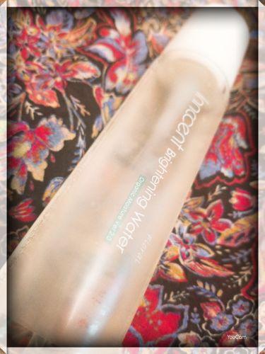 イノセントブライトニングウォーター/Natural Majesty/化粧水を使ったクチコミ(1枚目)