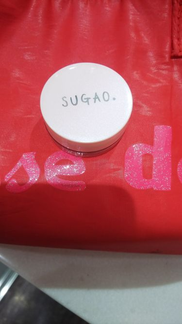 SUGAO スフレ感チーク/SUGAO/ジェル・クリームチークを使ったクチコミ(2枚目)