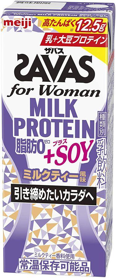 MILK PROTEIN脂肪0 ミルクティー風味
