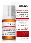 DR.WU マンデリック リニューアル 18%セラム<美容液>