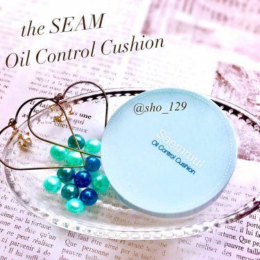 Saemmul Oil Control Cushion/the SAEM/その他ファンデーションを使ったクチコミ(1枚目)
