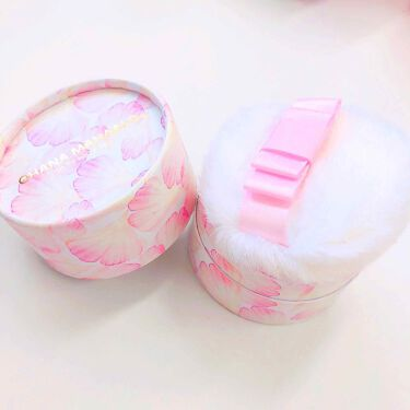 オハナ・マハロ グリッターパウダー パフューム/OHANA MAHAALO/香水(その他)を使ったクチコミ(2枚目)