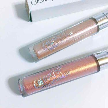 Ultra Metallic Lip/ColourPop/リップグロスを使ったクチコミ(2枚目)