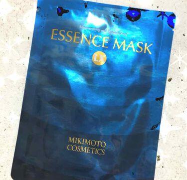 RIZZ🐨🥀さんの「ミキモト コスメティックスエッセンスマスクLX<シートマスク・パック>」を含むクチコミ