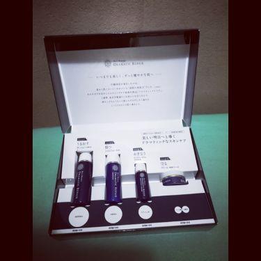 ライスビューティ ドラマティックリペア トライアルキット/白鶴の化粧品/スキンケアキットを使ったクチコミ(2枚目)
