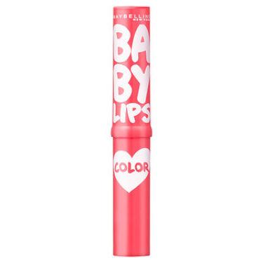 リップクリーム カラー BABY LIPS 02 ピンク アディクト