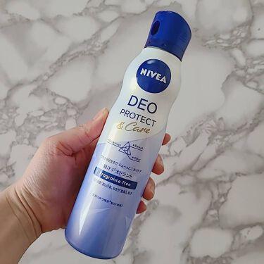 デオプロテクト&ケア スプレー/ニベア花王/デオドラント・制汗剤を使ったクチコミ(3枚目)