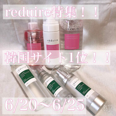Refreshing time foaming cleanser/reduire /洗顔フォームを使ったクチコミ(1枚目)