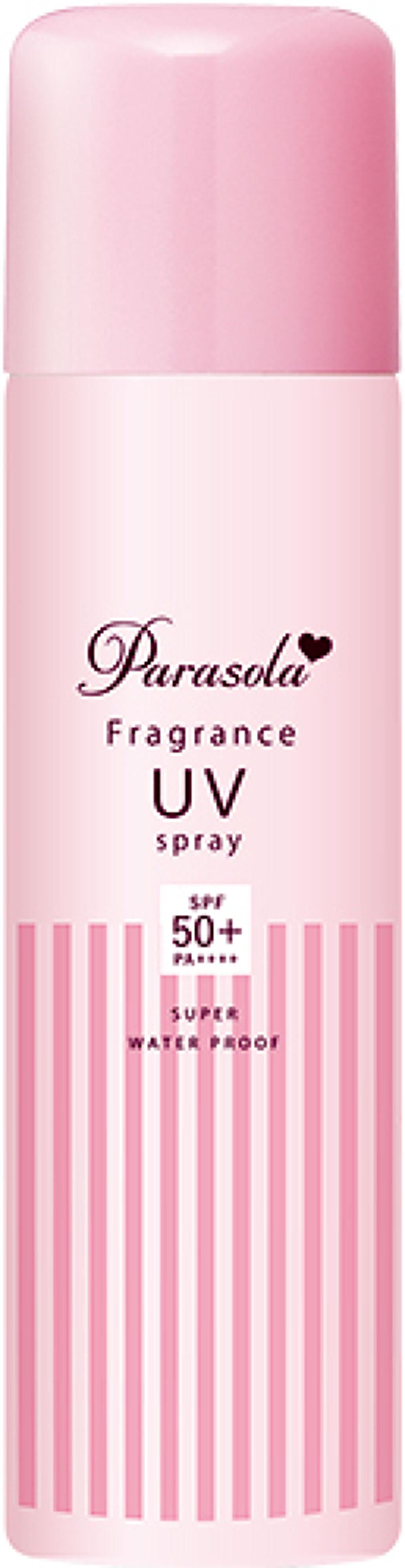 香水みたいな香り付き♡UVカットスプレー(2枚目)
