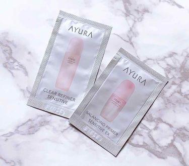 バランシングプライマーセンシティブ EX/AYURA/化粧水を使ったクチコミ(1枚目)
