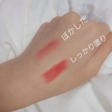 インク エアリー ベルベット スティック/PERIPERA/口紅を使ったクチコミ(3枚目)