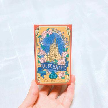オードトワレCA/東京ディズニーリゾート/香水(レディース)を使ったクチコミ(2枚目)