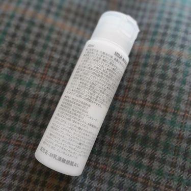 乳液・敏感肌用・さっぱりタイプ/無印良品/乳液を使ったクチコミ(2枚目)