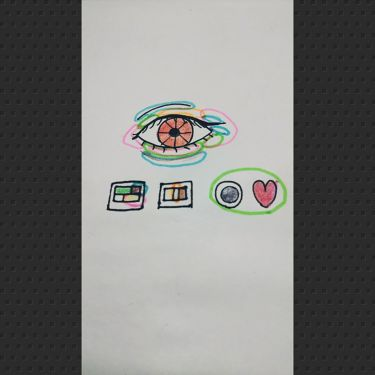 シェーディングスティック/CEZANNE/ジェル・クリームチークを使ったクチコミ(3枚目)