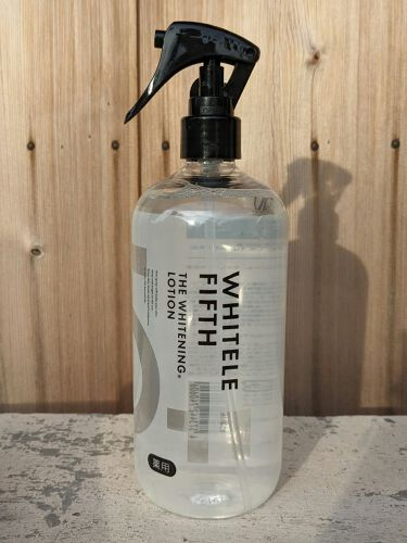 ホワイトルフィフス/WHITELE/ミスト状化粧水を使ったクチコミ(1枚目)