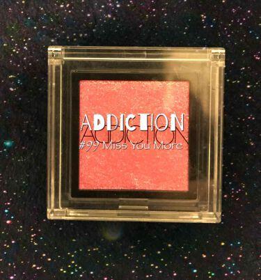 ザ アイシャドウ/ADDICTION/パウダーアイシャドウを使ったクチコミ(2枚目)