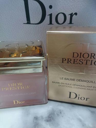 プレステージ ル バーム デマキヤント/Dior/その他クレンジングを使ったクチコミ(1枚目)