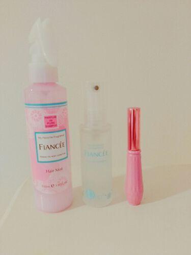 梨さんの「フィアンセボディミスト ピュアシャンプーの香り<香水(レディース)>」を含むクチコミ