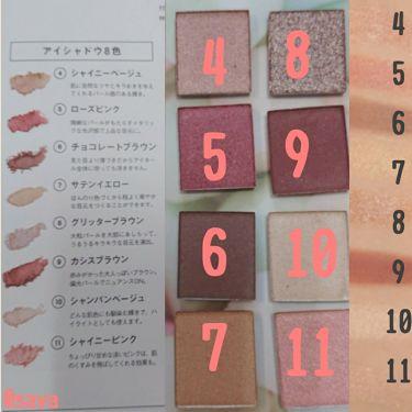 JELLY付録/EMODA/雑誌を使ったクチコミ(2枚目)