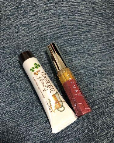 ワンダーハニー 唇とろ蜜ゴマージュ/VECUA Honey/リップケア・リップクリームを使ったクチコミ(1枚目)