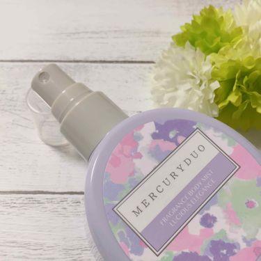 MERCURYDUO フレグランスボディミスト/RBP/香水(レディース)を使ったクチコミ(2枚目)