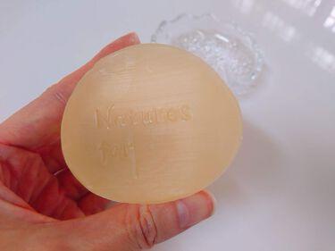 ヒーリングモイストソープ/Natures for/洗顔石鹸を使ったクチコミ(2枚目)