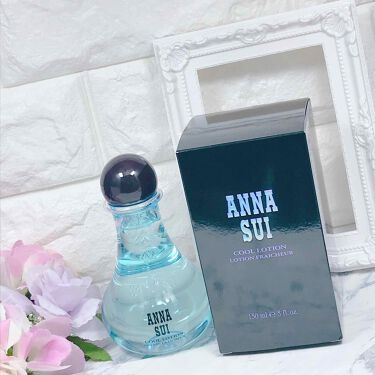 クール ローション/ANNA SUI/化粧水を使ったクチコミ(3枚目)