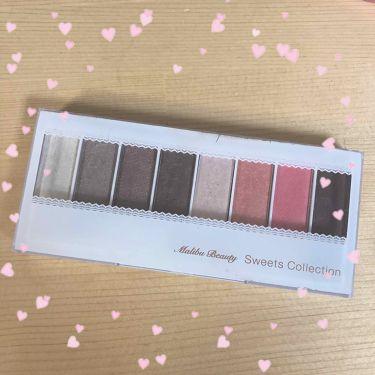 るたんさんの「マリブビューティーMalibu Beauty sweets Collection<パウダーアイシャドウ>」を含むクチコミ