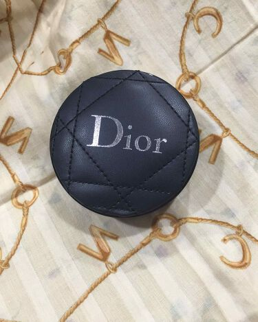 ディオールスキン フォーエヴァー クッション/Dior/その他ファンデーションを使ったクチコミ(1枚目)