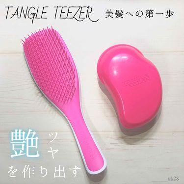 ✧ Mai ✧ さんの「TANGLE TEEZER(タングル ティーザー)ザ・オリジナル<ヘアケアグッズ>」を含むクチコミ